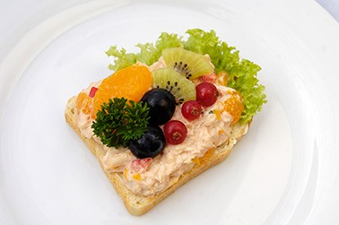 Hünchensalat